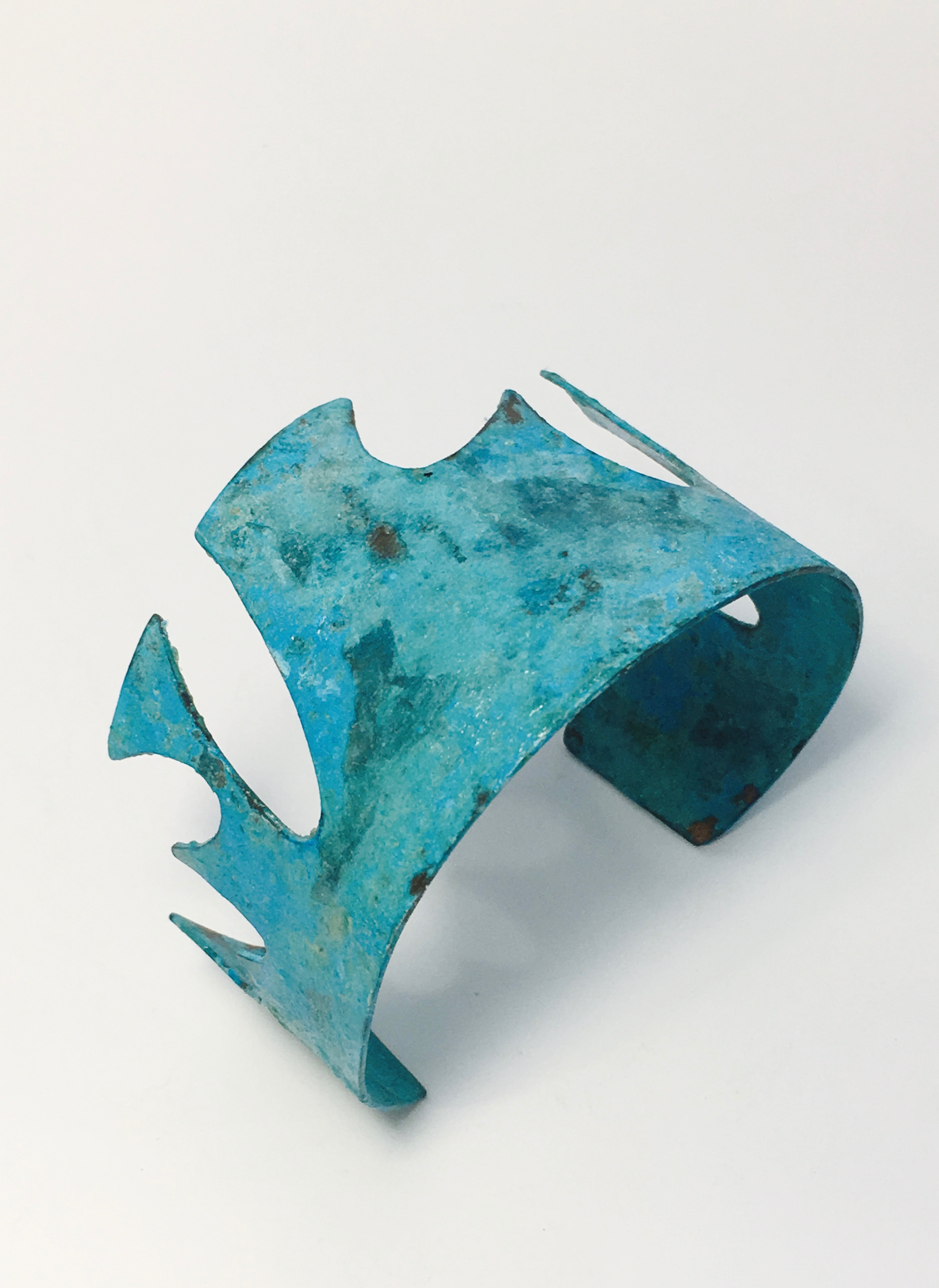 Waves Cuff – Turquoise