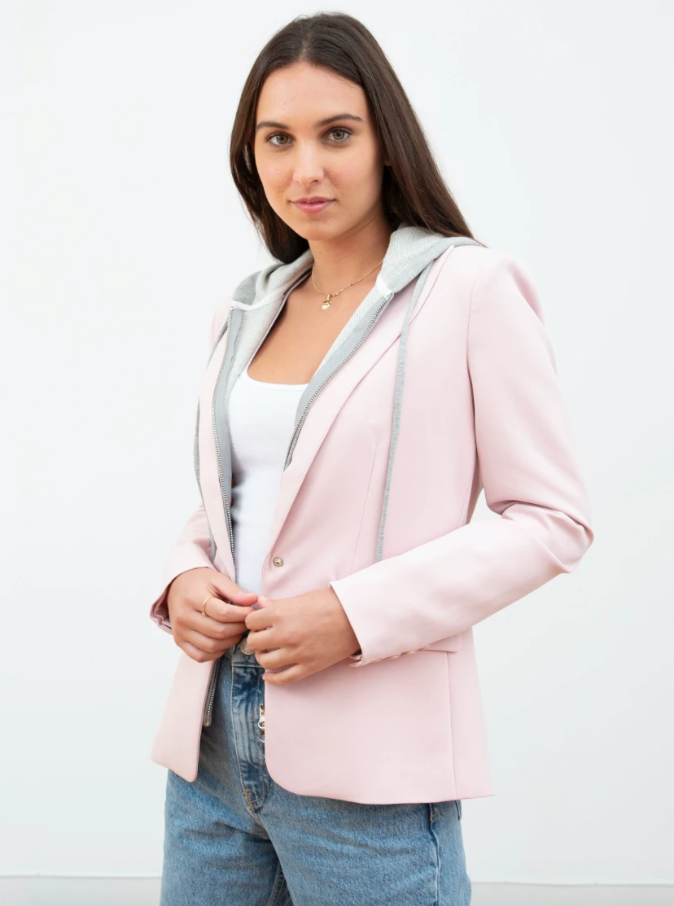 Oakley Blazer In Blush